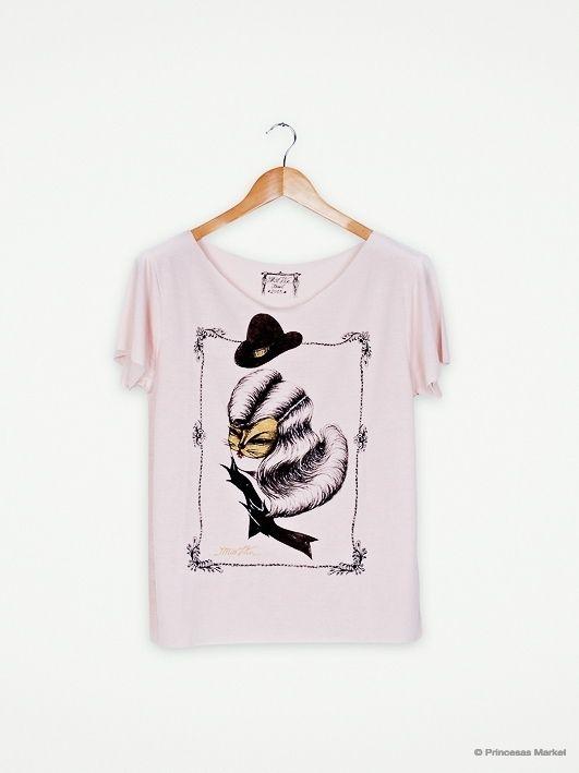 Glamour Tee, Miss Van   Princesas Market Online Store