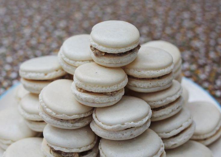 Cookie dough macarons | Sweet Treats | Pinterest