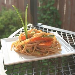 Shanghai Noodle Salad | Recipe