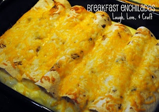 ... Recipe~Brunch Enchiladas | #mexican #breakfast #brunch #enchiladas