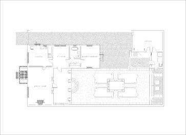 Cape Dutch House Modern Floor Plan For The Home Pinterest