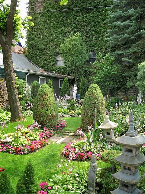 back yard landscaping ideas pinterest