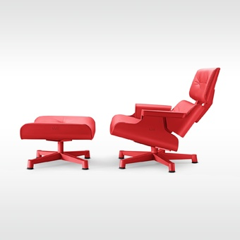 Mal Lounge stoel Mal 1956 door Bob Copray and Niels Wildenberg