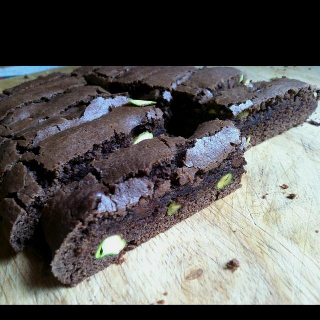 Chocolate Pistachio biscotti | Food | Pinterest