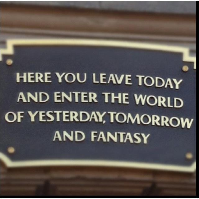 walt disney quote ldquo disneyland - photo #17