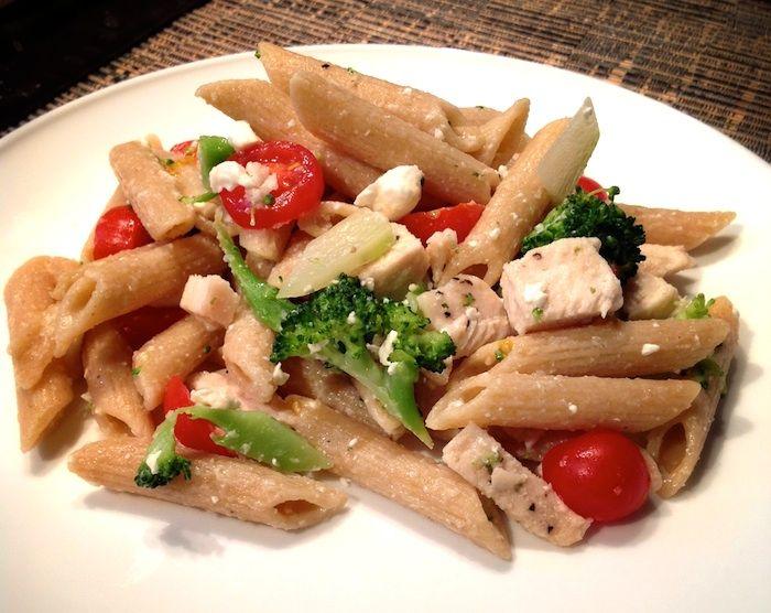 pasta broccoli chicken and feta pasta with pasta feta pasta broccoli ...