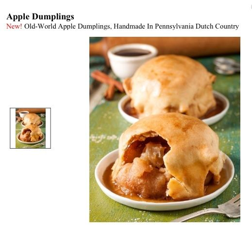 ... dumplings apple dumplings by old fashioned apple dumplings the apple