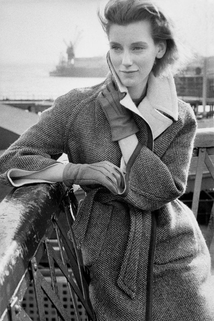 1961, Yorkshire, UK, Judy Dent by Frank Horvat
