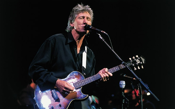 Roger Waters - Arsenal  Fan