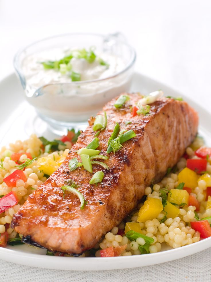 Easy Grilled Salmon Recipe | Food & Drink | Pinterest