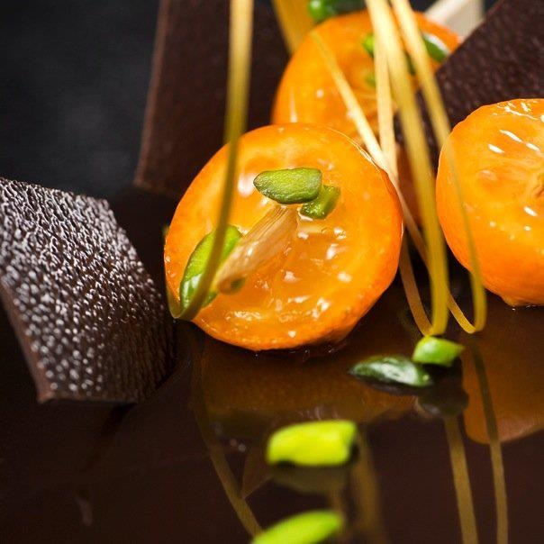 Chocolate & Orange Cake | French Pastries & Desserts | Pinterest
