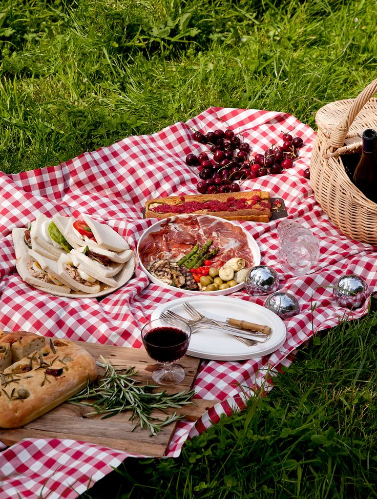 Picnic - picknick