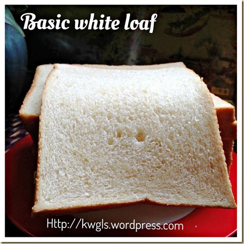 Basic White Loaf – Bread Bible Pullman Loaf Sandwich Bread ...