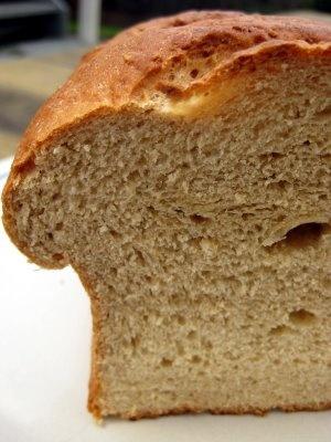 Maple-Oatmeal Bread by cupcakemuffin #Bread #Oatmeal #Maple