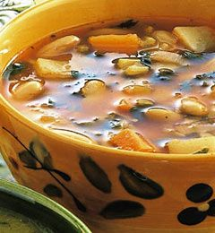 Recipes from The Nest - White Bean Soup