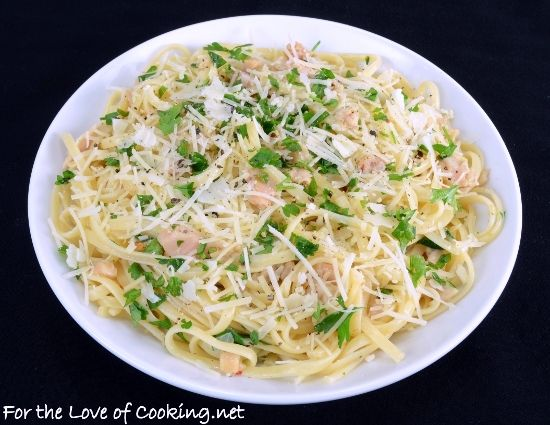 linguine with clam sauce | Seafood | Pinterest