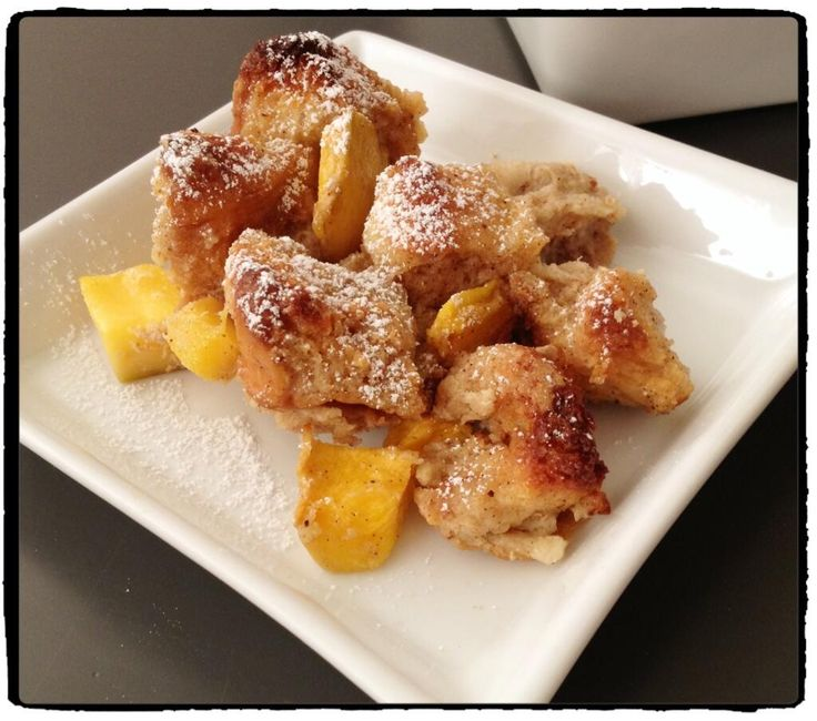 Mango Bread Pudding is an absolute must try! Thanks @Matty Chuah Daily ...