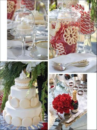 Ideas for holiday table