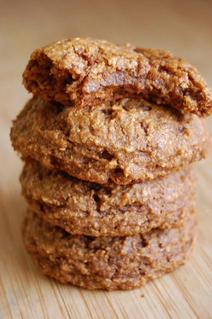 Food + Fun = Life: Soft Vegan Ginger Cookies