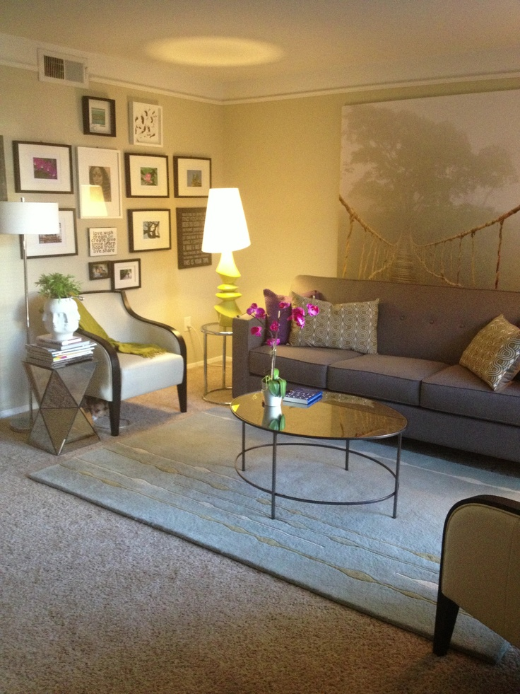 Mid Century Living Rooms Image Review