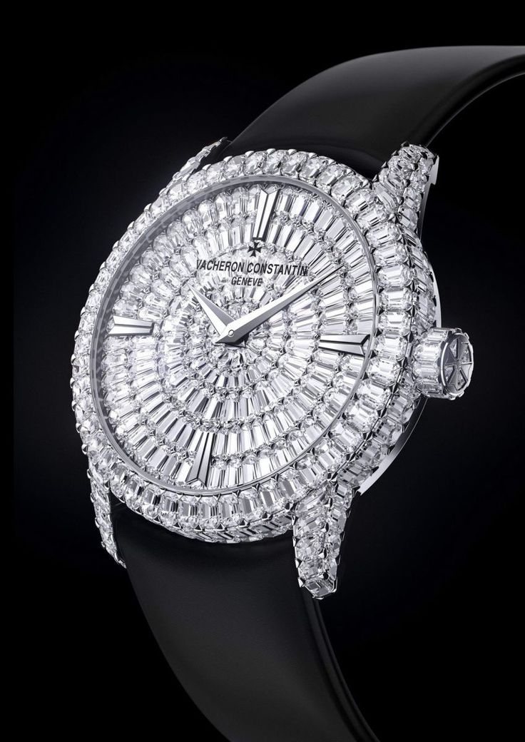 VACHERON CONSTANTIN PATRIMONY TRADITIONNELLE HIGH JEWELRY @DestinationMars