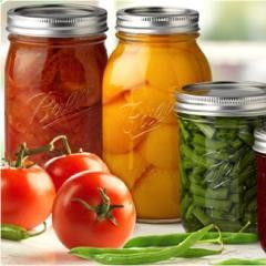 Canning, Preserving, Dehydrating Food CD-ROM