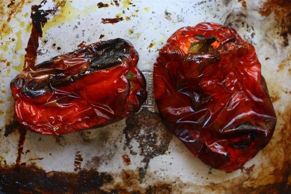 Roasted Red Bell Pepper Pesto