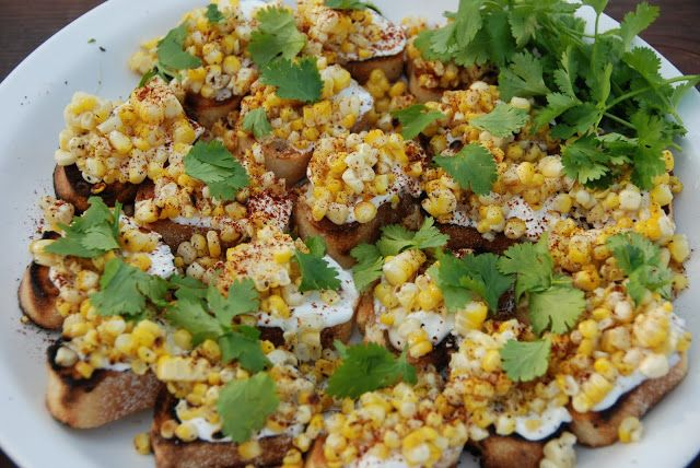 ... corn on the cob with parmesan and cilantro cold avocado corn soup with