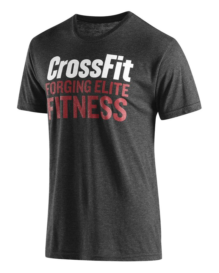 reebok crossfit twice forged tee workout gear pinterest. Black Bedroom Furniture Sets. Home Design Ideas