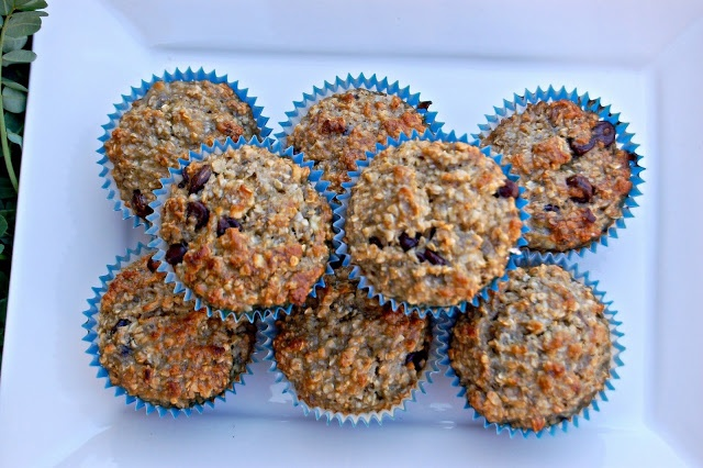 ... like this: banana oat muffins , gluten free muffins and oat muffins