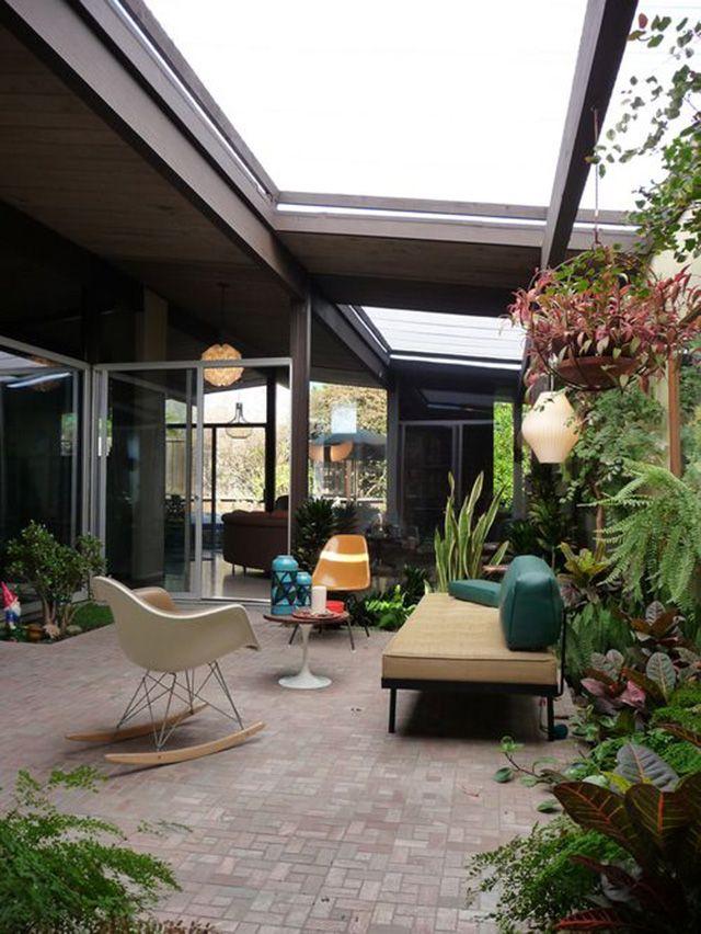 Pin by climatepro on jospeh eichler homes pinterest for Joseph eichler houses