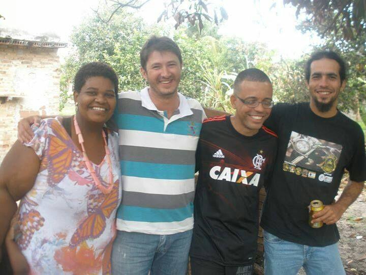 Pra inspirar a semana: Fiscalização de São Pedro da Aldeia, RJ, gente que é feliz!!!