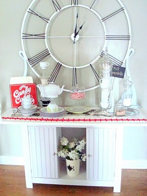 adorable Hot Chocolate stand