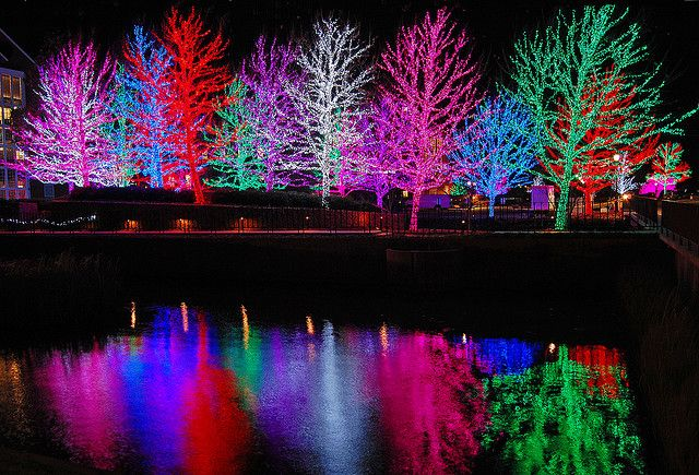 Christmas Lights - Chesapeake Energy Corporation by bg.bryant, via ...