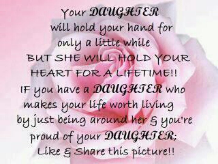 i love my daughter quotes daughter i love my