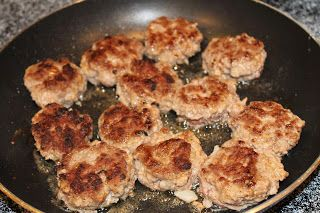 Frikadeller (Danish Meatballs) | food from around the world | Pintere ...