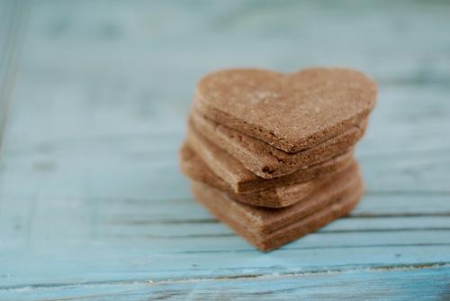 Brownie roll-out cookies de Shawna Lemay   Menjar   Pinterest