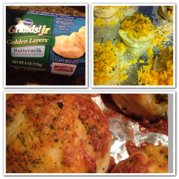 ... biscuit Pillsbury biscuit Garlic powder Cheddar cheese Cilantro
