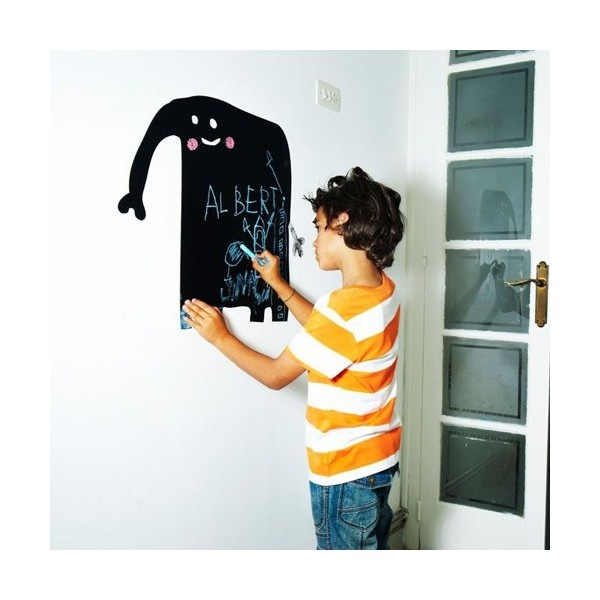 Elephant Blackboard  #blackboard #children #wallsticker #decolovin #home #kids #elephant