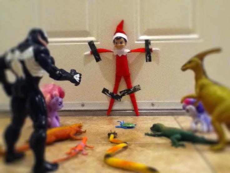 Elf on the Shelf   Erving & Friends   Pinterest