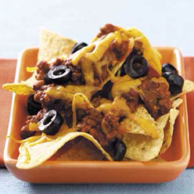 Sloppy joes nachos I hope the kids like this It's what's for dinner!