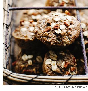 Multi Grain Maple Mini Muffins -These freeze beautifully, so make room ...