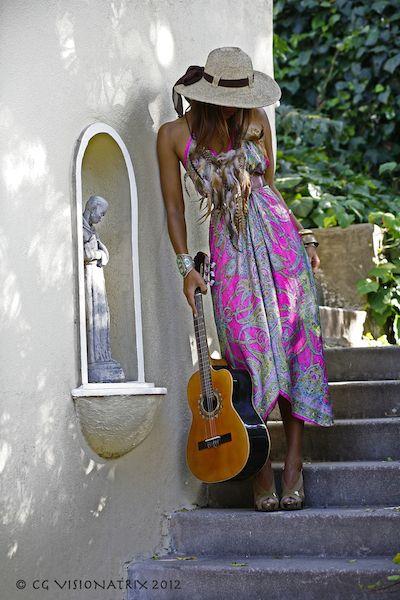 Bohemian Clothing for Women