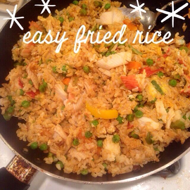 ... fried rice egg fried rice fried rice quick fried rice recipe yummly
