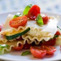 Summer Lasagne | recipes | Pinterest