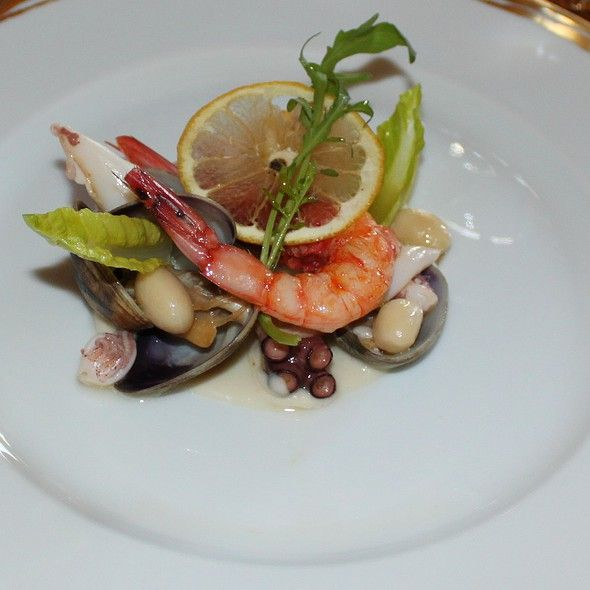Louis XV Mixed Seafood Ceviche | Life As One - Luxury - Consumer | Pi ...