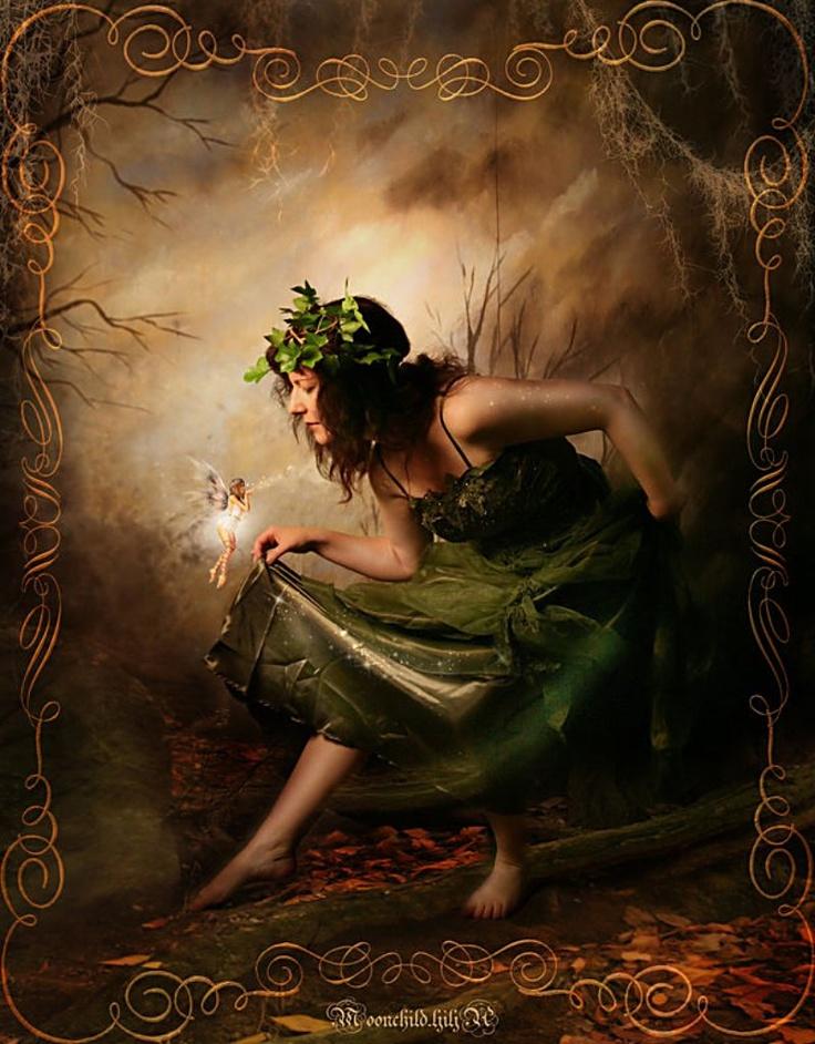 Fairy Secrets | Gardens | Pinterest