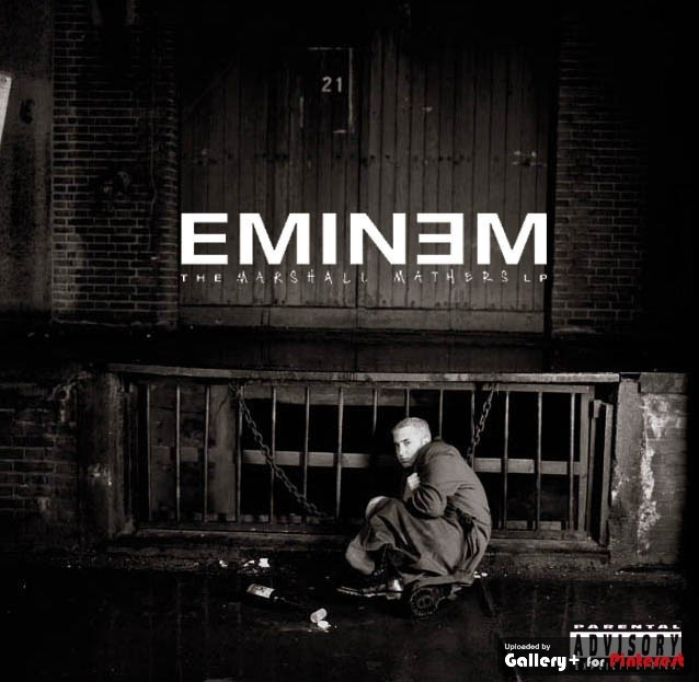 the marshall mathers lp | EMINEM | Pinterest