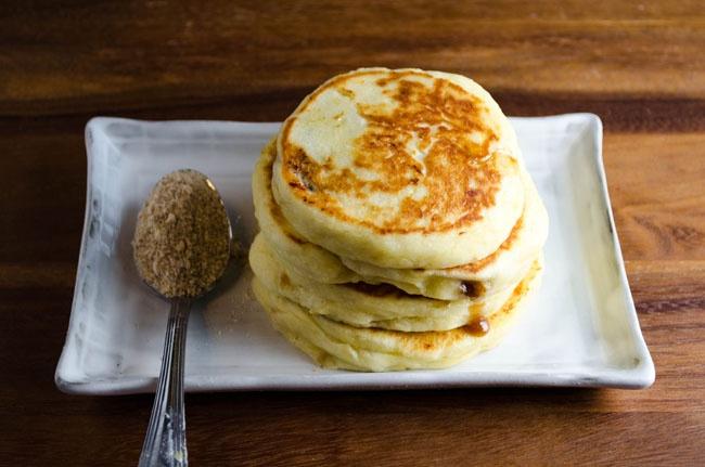 Ooey-Gooey Pancake S'mores Recipe — Dishmaps