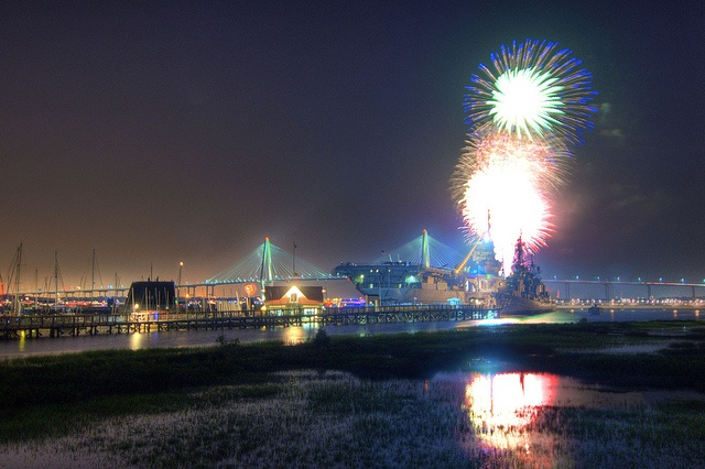 charleston sc 4th of july activities